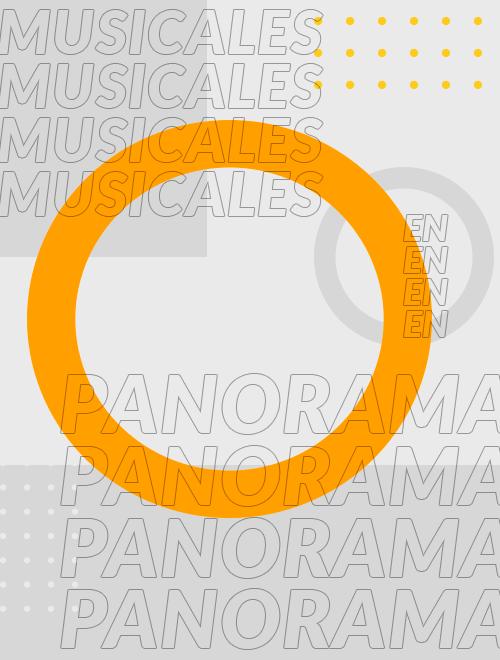 Musicales en Panorama